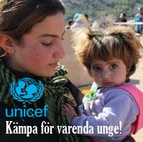 Unicef bli världsförälder