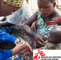 Din gåva räddar liv - Läkare utan gränser